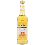 MONIN AMARETTO SUGAR FREE 750 ML