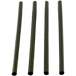 GIANT UNWRAPPED 10 INCH STRAWS 300/BX