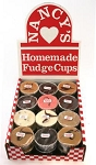 NANCY'S FUDGE CUPS 24/BX 3OZ ASSORTED