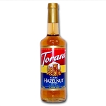 TORANI 150 ML SYRUP HAZELNUT CLASSIC 12/CS