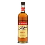 DAVINCI IRISH CREAM SYRUP 750ML PLASTIC