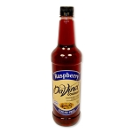 DAVINCI SF RASPBERRY SYRUP 750ML PLASTIC