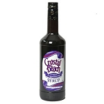 CRYSTAL BEACH LOGAN BERRY SYRUP 1 LITER