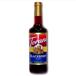 TORANI BLACKBERRY 750 ML