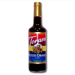 TORANI BLOOD ORANGE 750 ML