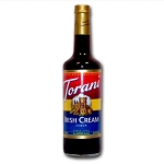TORANI IRISH CREAM 750 ML