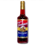 TORANI 150 ML SYRUP RASPBERRY 12/CS