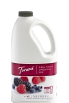 TORANI REAL FRUIT SMOOTHIE WILDBERRY