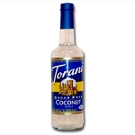 TORANI SUGAR FREE COCONUT 750 ML