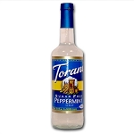 TORANI SUGAR FREE PEPPERMINT 750 ML