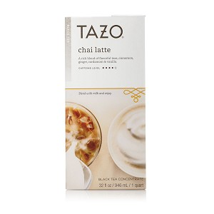 TAZO CHAI ORIGINAL LIQUID - 32 OZ