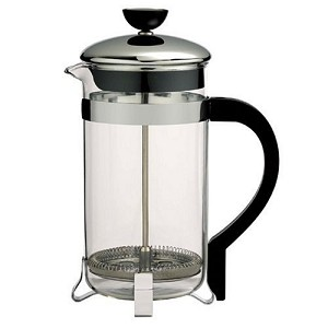 GLASS FRENCH PRESS COFFEE MAKER - 33OZ