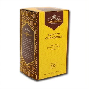 HARNEY EGYPTIAN CHAMOMILE TEABAGS 20 CT