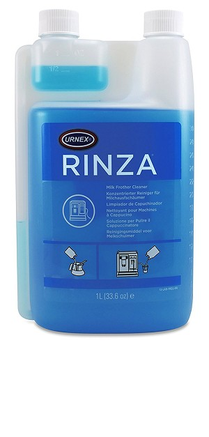 URNEX RINZA MILK FROTHER CLEANER 32 oz