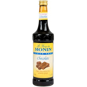 MONIN CHOCOLATE SUGAR FREE 750 ML