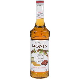 MONIN TOASTED ALMOND MOCHA 750ML