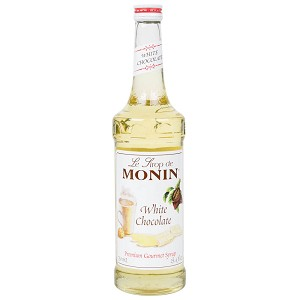 MONIN WHITE CHOCOLATE 750 ML