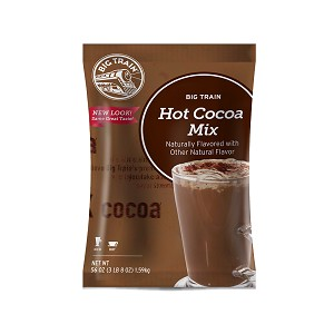 BIG TRAIN HOT COCOA 3.5 LB