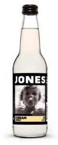 JONES SODA CREAM SODA 12 0Z