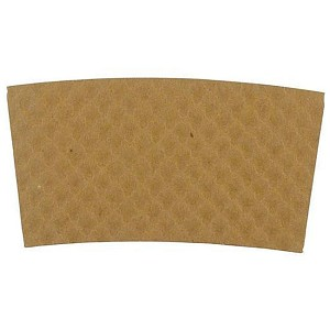 JAVA JACKETS RECYCLED PAPER CUP SLEEVE 1300/CS