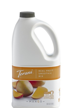 TORANI REAL FRUIT SMOOTHIE MANGO